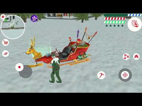 ระเบิดเมืองซานตาคลอสด้วยพลังพลีชีพ - Crime Santa
