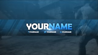 Darmowy Baner Youtube Csgofree Youtube Banner Csgo 072018 By M Dsgn