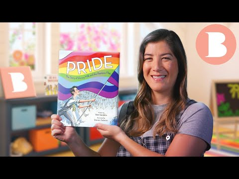 Brightly Storytime: Pride: The Story of Harvey Milk and the Rainbow Flag