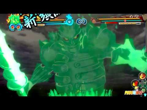 Naruto Shippuden Ultimate Ninja Storm Revolution   Awakenings Web Scan