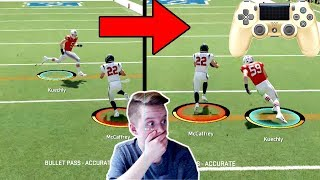 Advanced STICK TUTORIAL in Madden 20 (With Handcam)