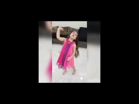 arabic-beautifull-little-long-hair-princess-dance-😍😍😍😍