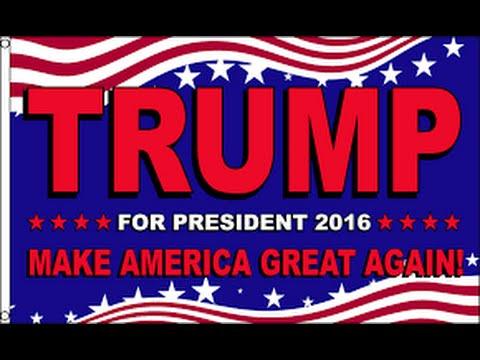 Living In America  President Donald Trump  MAGA