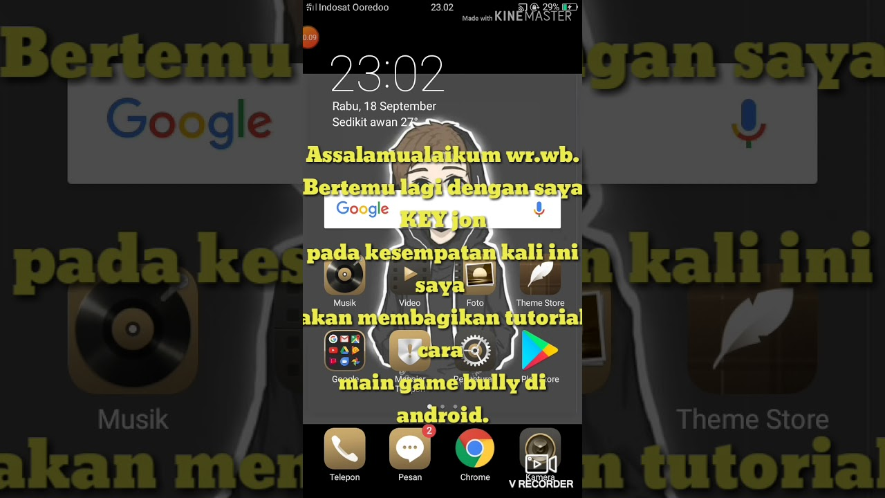 CARA DONWLOAD DAN INSTAL GAME BULLY DI ANDROID 100% WORK ...