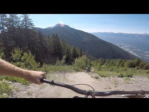 STEEPEST DOWNHILL OF MY LIFE   VLOG 02