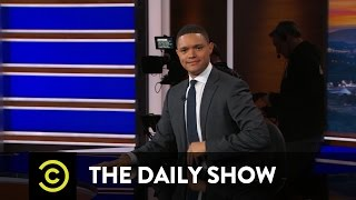 Between the Scenes - Donald Trump: America's Penis-Shaped Asteroid: The Daily Show thumbnail