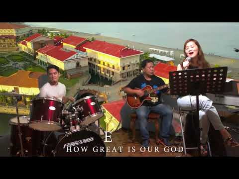 HOW GREAT IS OUR GOD (COVER) WITH CHORDS AND LYRICS