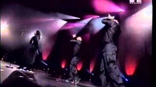 SASH! FT. LA TREC - STAY (MTV LIVE 1997)