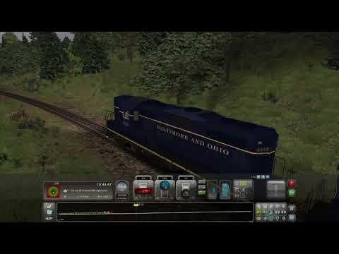 B&O Kingwood Branch - Train Simulator