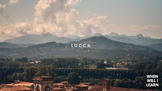Lucca, Italy   Cinematic Travel Film