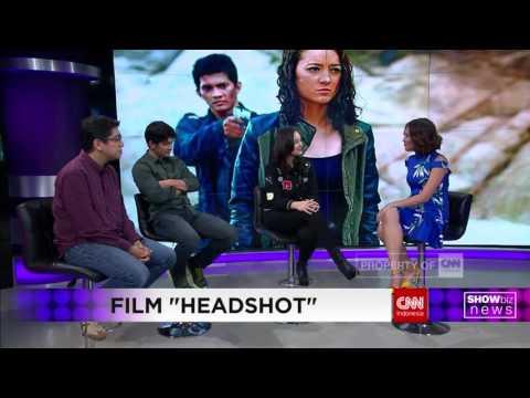 "Showbiz News: Wawancara bersama Sutradara & Pemain Film ""Headshot"""