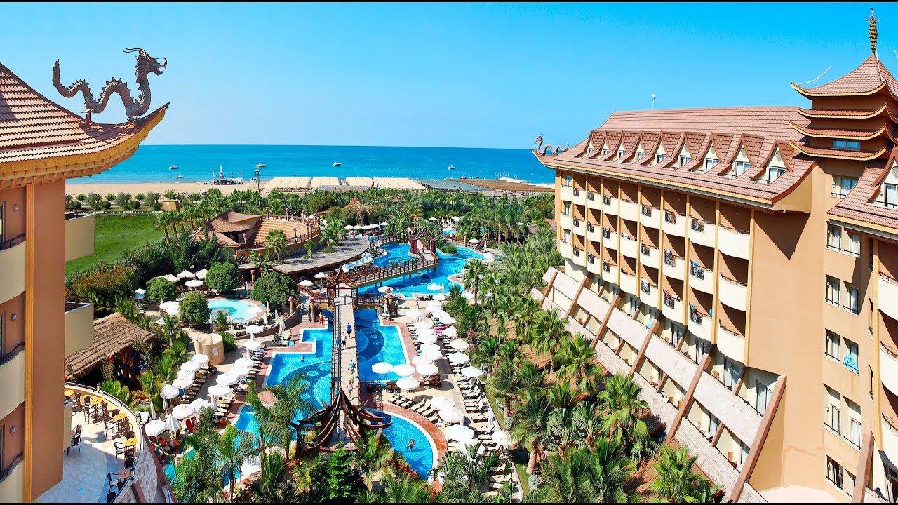 hotel golden dragon turkije