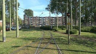 HTM RandstadRail 4K Remise Zichtenburg - Den Haag Monstersestraat - Station Lansingerland-Zoetermeer