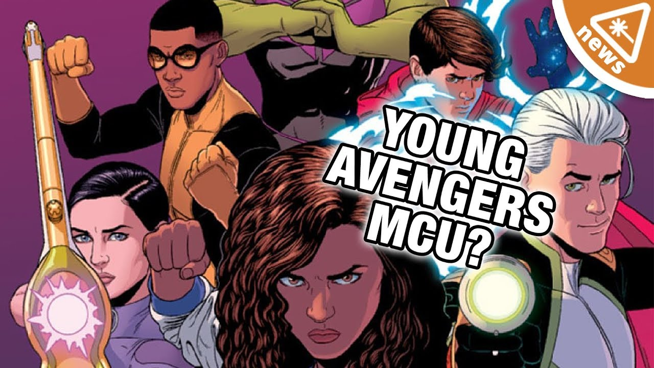 5 Characters Bound To Become The Young Avengers In The Mcu