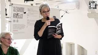 Oana Pellea: Diana Mihailopol scrie cum respiră