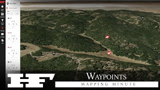 Waypoint Creation and Management | Huntin' Fool 3D Mapping Tools