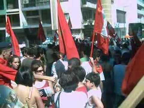 ya reyah el sha3b/lebanese communist party