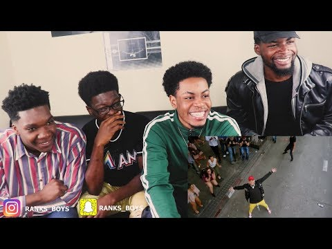 Lil Dicky - Freaky Friday feat. Chris Brown  - REACTION