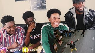 Lil Dicky - Freaky Friday feat. Chris Brown (Official Music Video) - REACTION