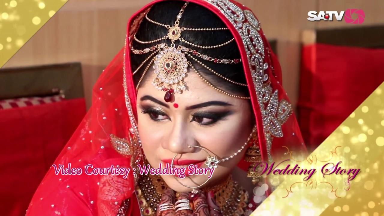 Wedding Story Episode 22 Satv Program Shanto And Anika