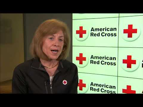Red Cross providing assistance to Florence victims