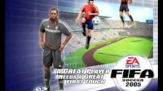 Vive la Vida (FIFA 2005 Remix)