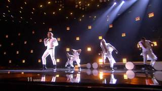 Giorgos Alkaios & Friends - OPA (Greece - Final - Eurovision Song Sontest 2010) FULL HD