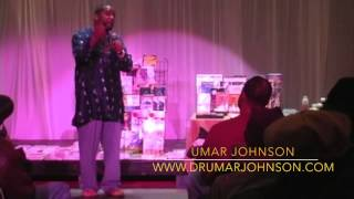 Can't compare White poverty to Black poverty (Dr Umar Johnson) [2014]