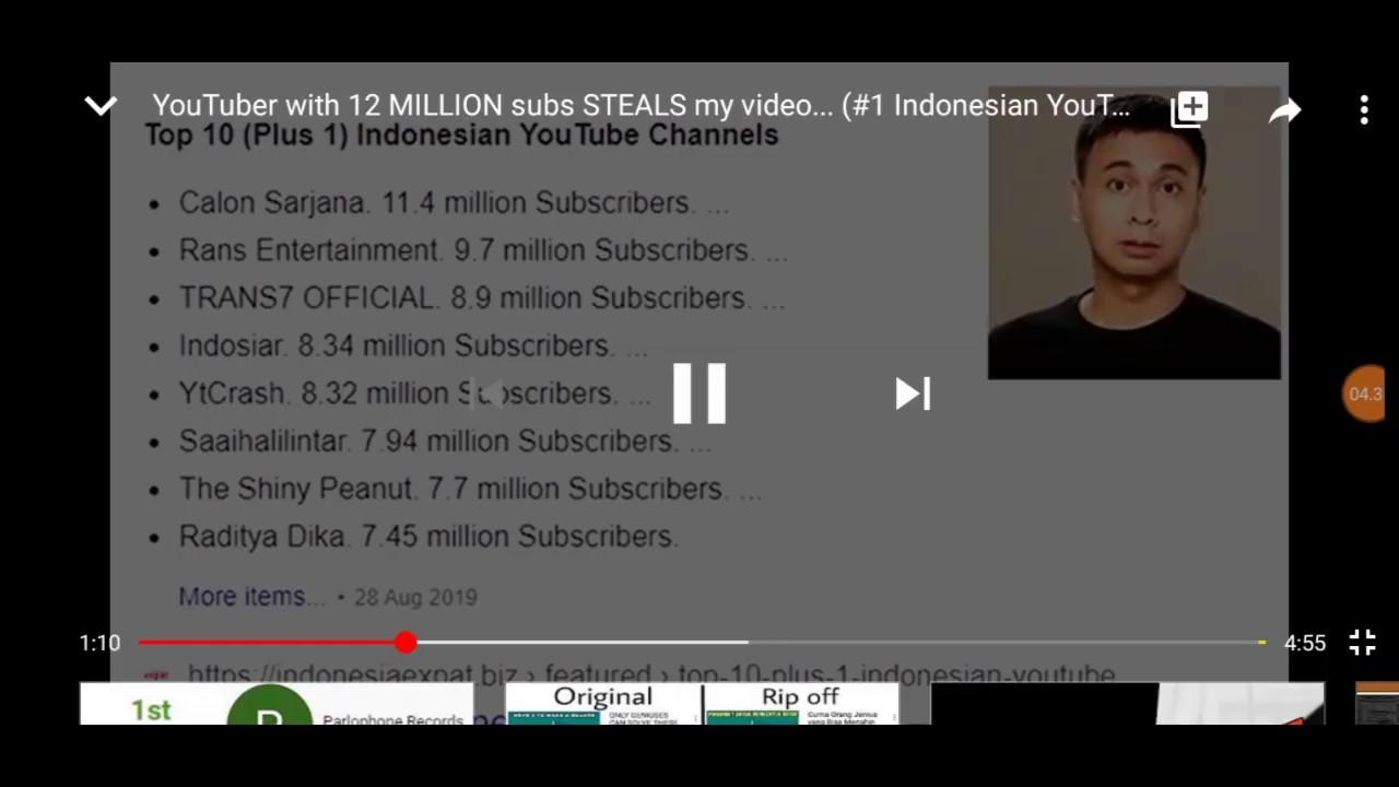 Konflik Calon Sarjana Vs Jt Hannya Sandiwara Youtube