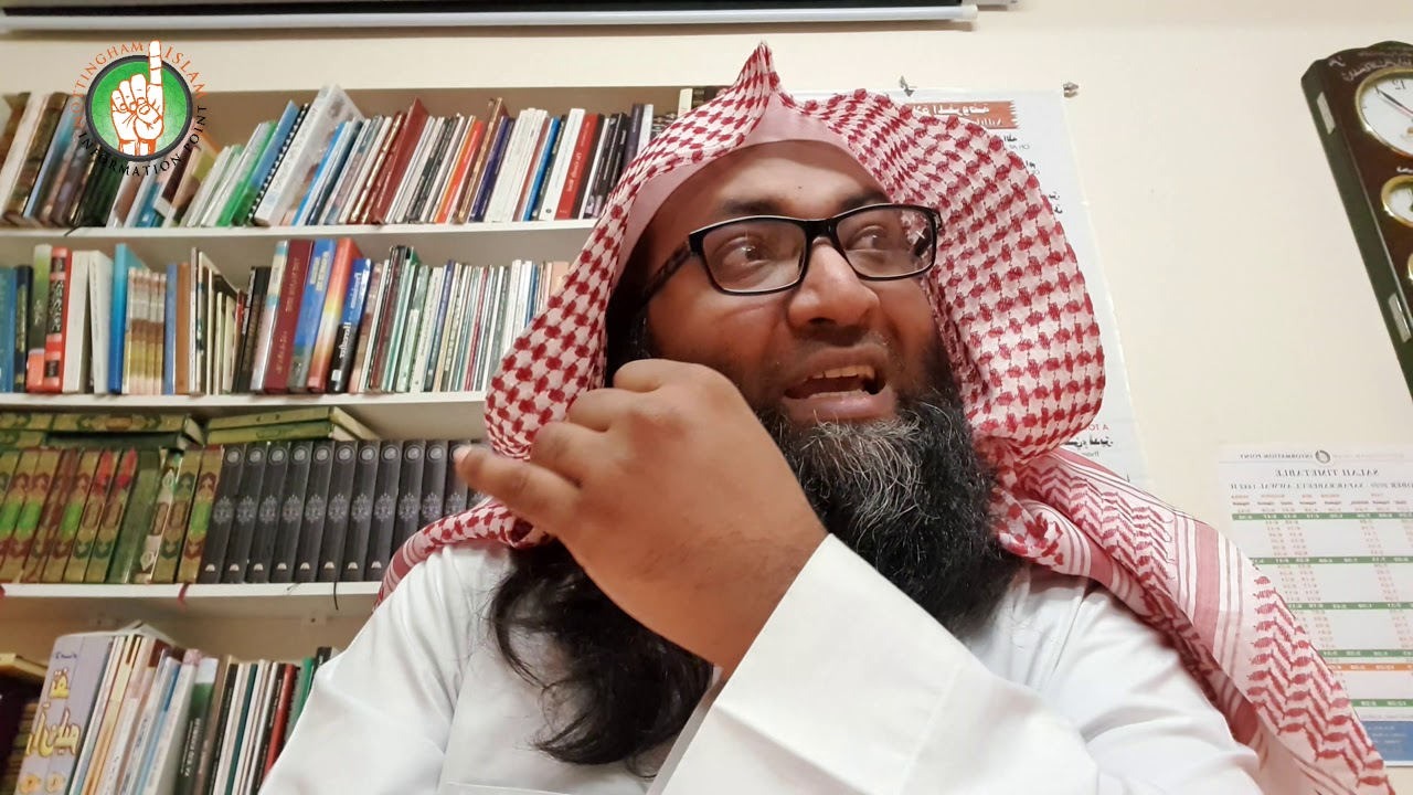 Establishment of the Evidences of At-Tawheed [Part Seven] by Ustadh Rashed Al-Madani