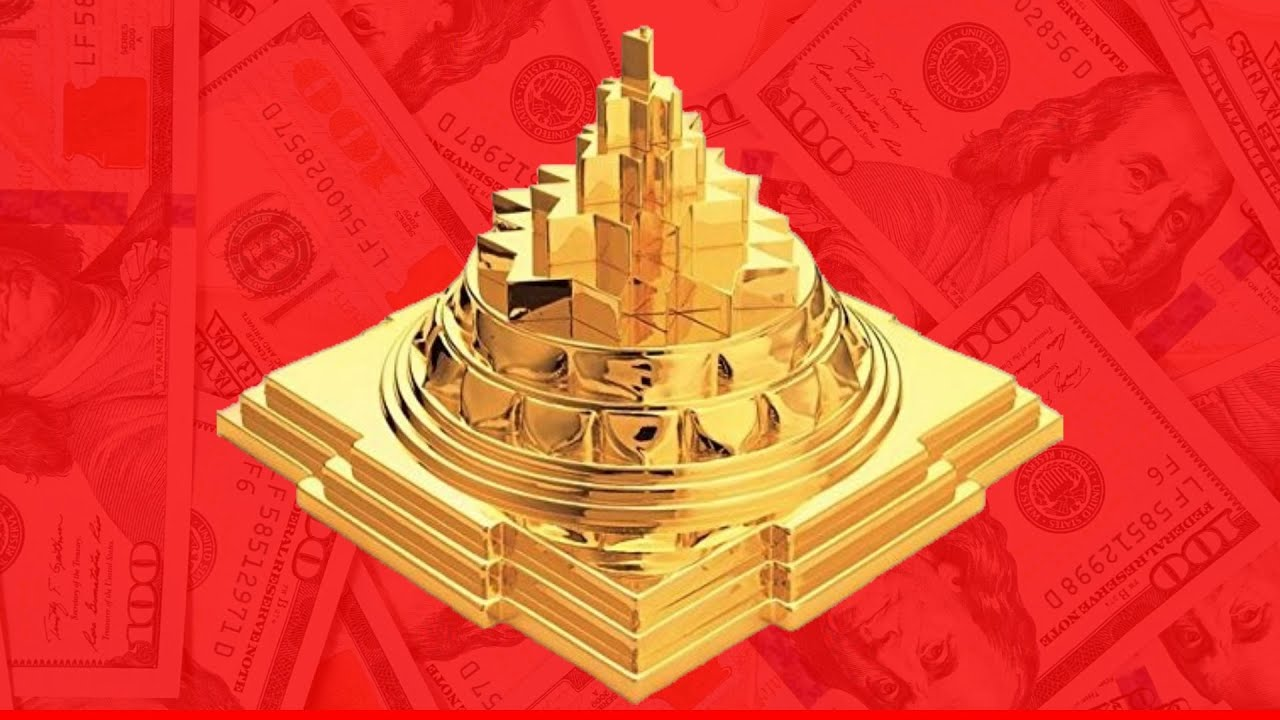 $16,000 Sri Yantra Manifestation • Meaning of Sri Yantra • Yon World