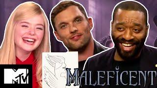 Maleficent: Mistress Of Evil Cast Play Disney Movie Pictionary | MTV Movies