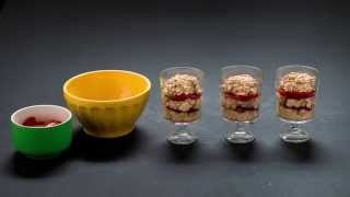 Easy Eats: Strawberry And Peanut Butter Oat Parfaits