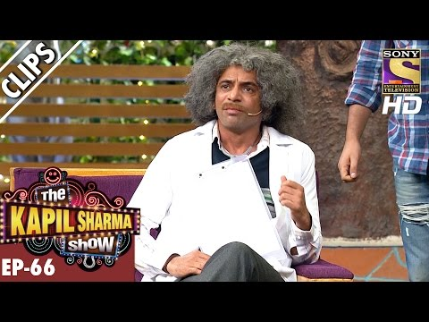 Dr. Mushoor Gulati with Kapil steals the show with Sehwag - The Kapil Sharma Show – 10th Dec 2016