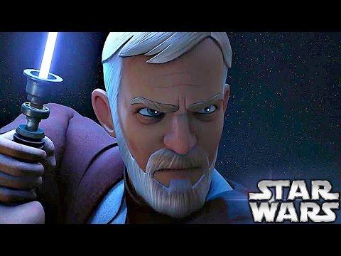 How Powerful Was Old Ben Kenobi - Star Wars Explained