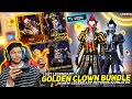 I Got Legendary Golden Clown Bundle Mid Night Clown Bundle From New Incubator Royale Free Fire  Mp3 - Mp4 Download