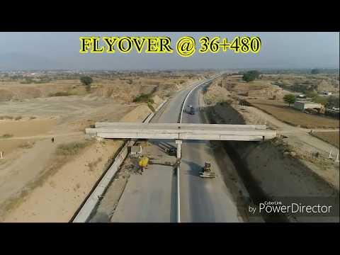 Drone Cam CPEC Hazara Motorway 2018