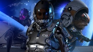 mass effect andromeda multiplayer livestream reveal ign plays live
