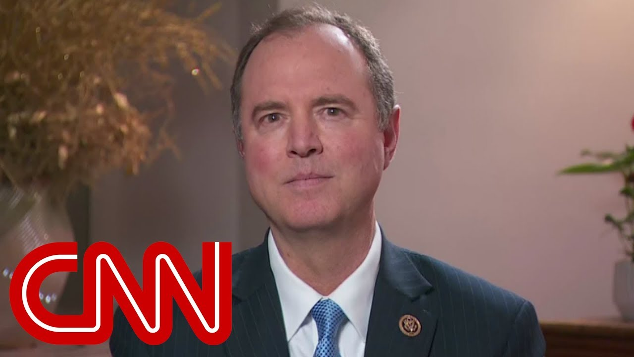 Trump's Plan to Save His Presidency: Take a Hatchet to Adam Schiff