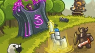 Kingdom Rush - Rotten Forest - iPhone iPad Game