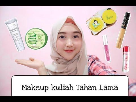 Makeup Kuliah Tahan Lama ???? khusus untuk pemula super simple!!!