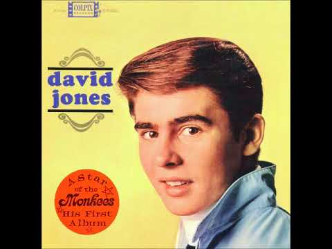 David Jones (Full Album) 4. Any Old Iron Stereo 1965