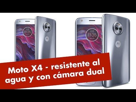 Moto X4, El Teléfono De Media Gama Con Cámara Dual