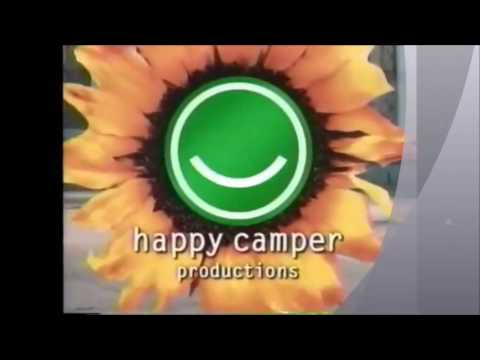 Happy Camper Productions Logo In All Effects
