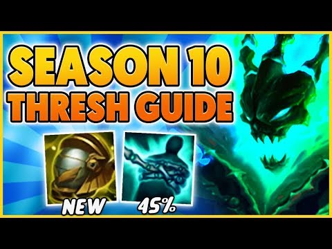*IRON TO MASTERS GUIDE* YOU WILL BECOME A THRESH GOD (GIVEAWAY) - BunnyFuFuu