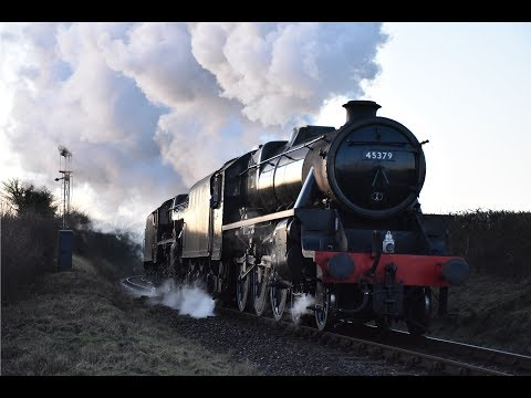 "Mid Hants Railway ""Pre-Spring Gala"" 2018"