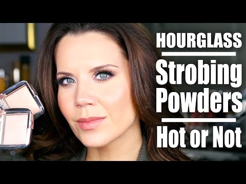 HOURGLASS STROBING POWDERS | Hot or Not