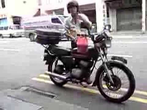 Yamaha Rx Asingapore
