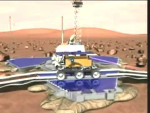 Space Exploration Mars Pathfinder and Sojourner Rover