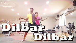 DILBAR || Satyameva Jayate || Neha Kakkar || Zumba Fitness Dance || Choreographey Ganesh Manwar